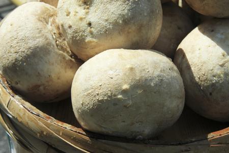 preservative: Pickled turnip