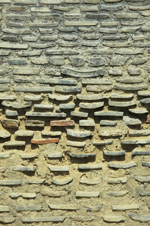 earthen: Earthen walls
