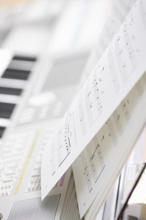 rythm: Sheet music