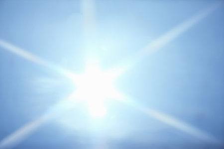 firmament: Sun Stock Photo