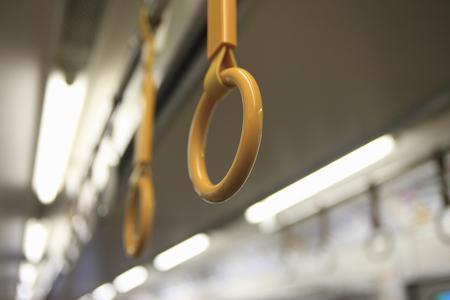 strap on: Strap