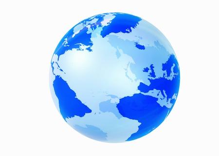 atlantic: Globe, Atlantic