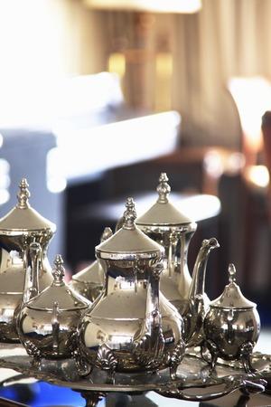 silverware: Plater�a