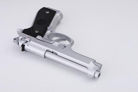 robberies: Model gun