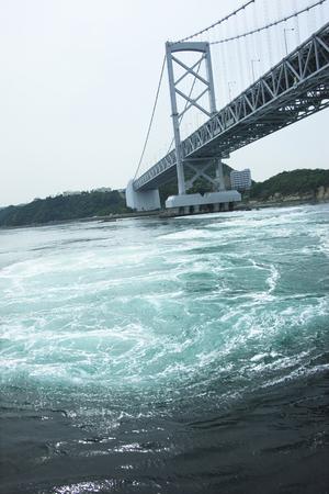 strait: Naruto Strait Bridge and whirlpools