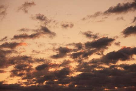 amanecer: Sky glow