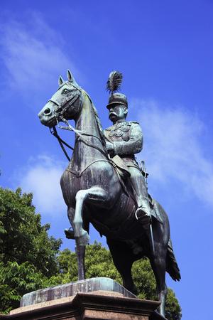 prince: Komatsu MiyaAkira Hitoshi principe statua
