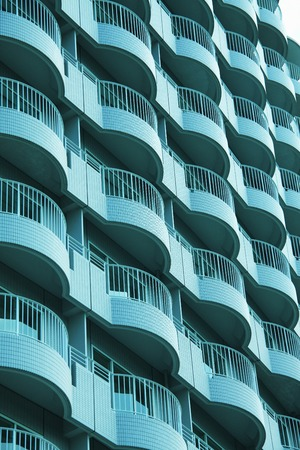 Buildings 写真素材