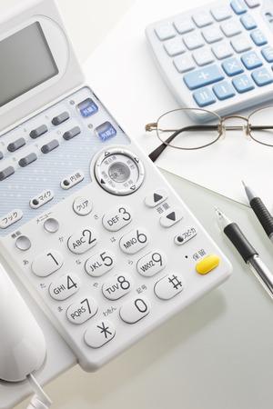 image: Desk image Stock Photo