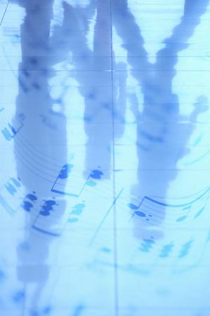 partition musique: image Music score