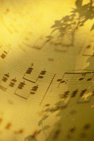 music score: Music score image