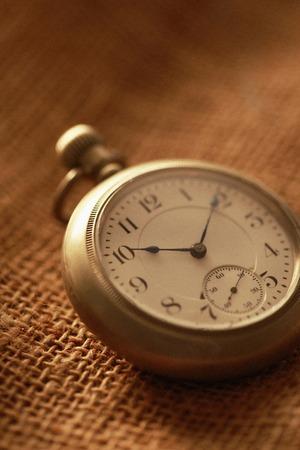 pocket watch: Pocket Watch Stock Photo