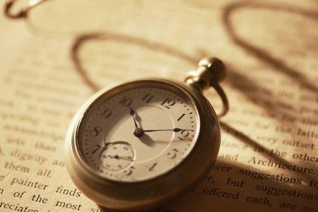 Pocket Watch Standard-Bild