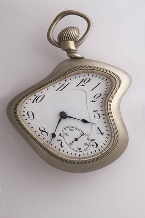ポケット時計 写真素材