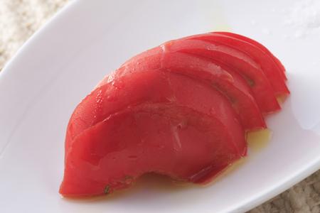 tomato slice: Tomato slice