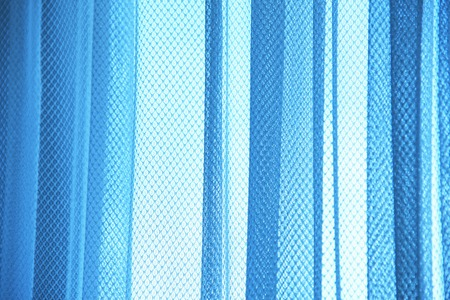 ancestry: Curtains Stock Photo