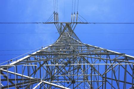 pleasent: Power transmission line