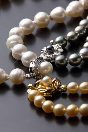 perlas: Perla Foto de archivo