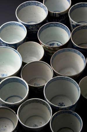 ware: Imari ware Stock Photo