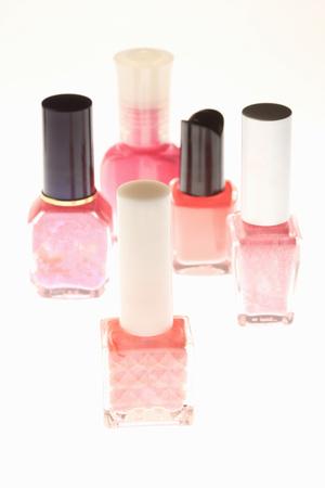 nail polish bottle: Nail polish bottle