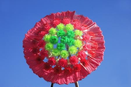 pleasent: Wreath Stock Photo
