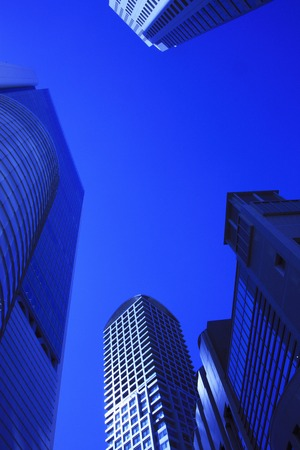 pleasent: High rise building