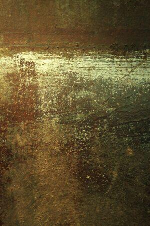 rust metal: Old gate