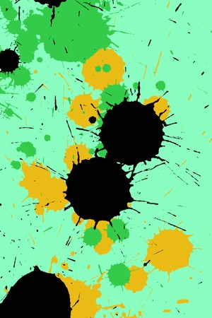 circumstance: Ink splash
