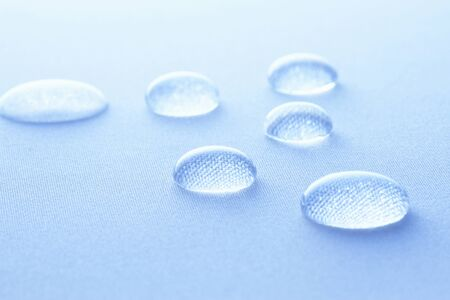 back cloth: Water droplets Stock Photo