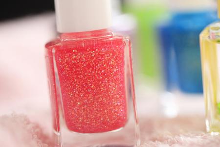 esthetic: Nail polish bottle