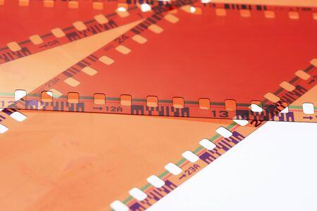 negative film: Negative film