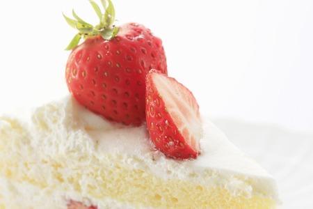 shortcake: Strawberry cake