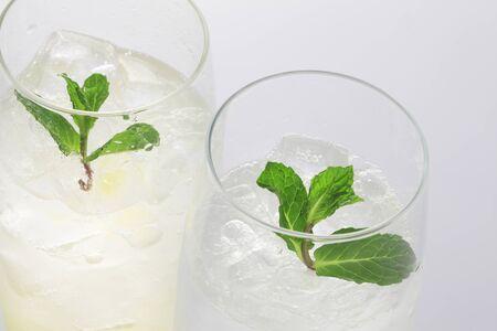 coolness: Lemon squash