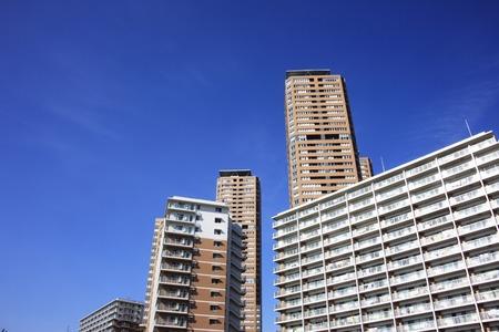 高層マンション