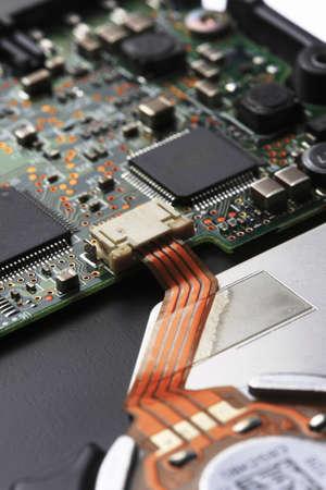 computerize: Hard disk Stock Photo