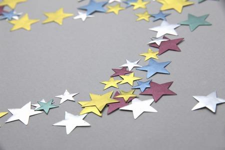 circumstance: Starshaped paper
