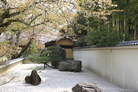 karesansui: Japanese rock garden
