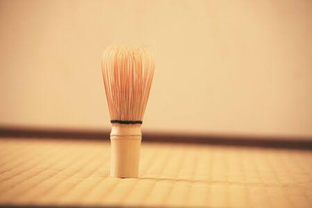 whisk: Bamboo whisk