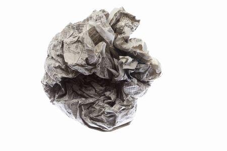 waste paper: Rounding was waste paper