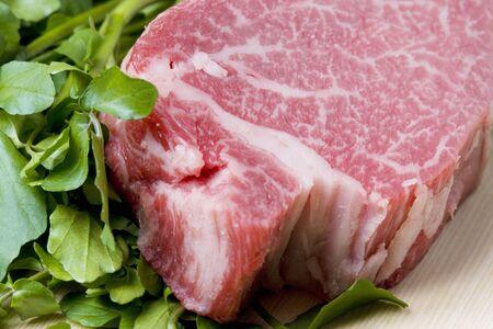 tenderloin: Beef Steak
