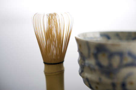 茶道 写真素材