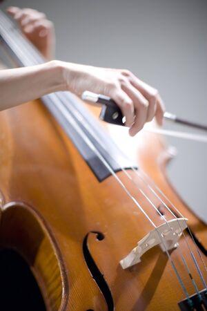 concerto: Violonchelo Foto de archivo