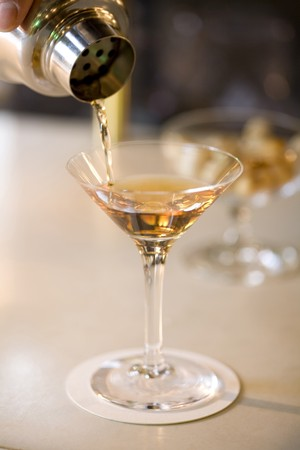 gorgeousness: Cocktail Stock Photo