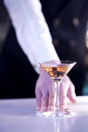 gorgeousness: Bartender