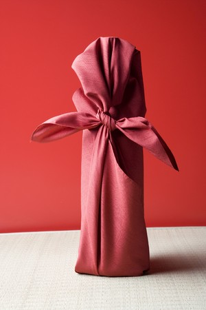 japanes: Wrapping Cloth Stock Photo