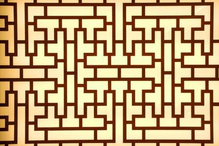 latticework: Lattice Stock Photo
