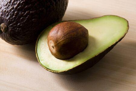 coo: Avocado Stock Photo