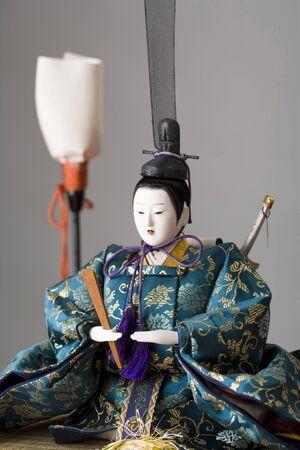 Emperor doll Stock Photo - 6867409