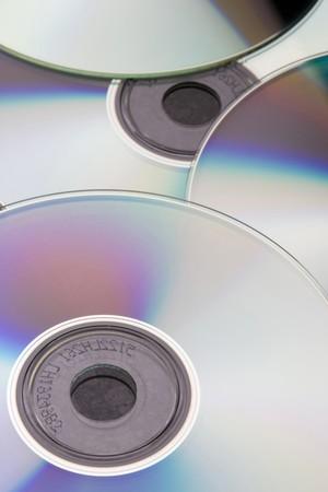 dvds: Close-up CDs or DVDs