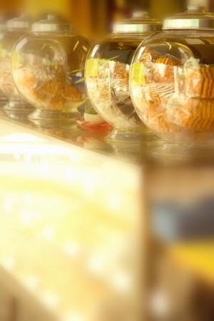str: Rice cracker